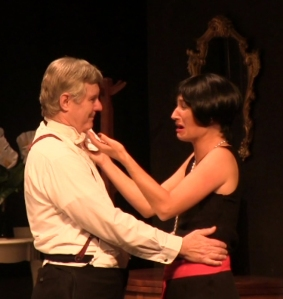 Constantiaberg Theatre, Capetown 2013, Anthony Storr Lister, Olivia Thompson