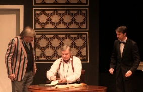 Constantiaberg Theatre, Capetown 2013, James Skilton, Anthony Storr Lister, Michael-John Phillip