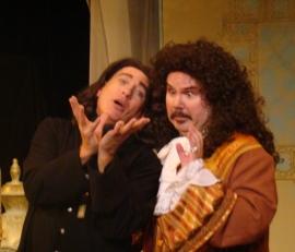 East Side Players, Toronto 2008 -Robert Ouellette, Daryn Dewalt