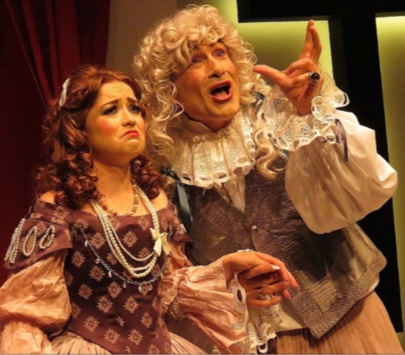 Hunters Hill Theatre, Sidney AU - Amylea Griffin, Peter Gizariotis