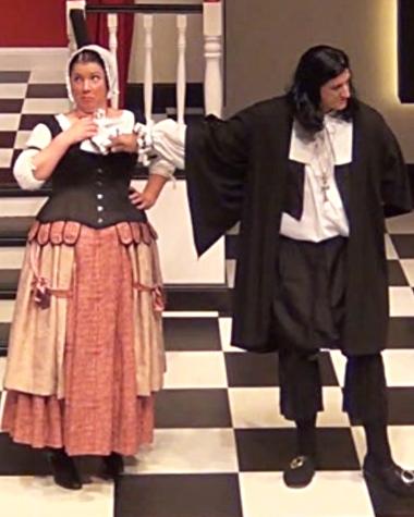 Hunters Hill Theatre, Sidney AU 2014 - Brooke Davidson, Dave Went