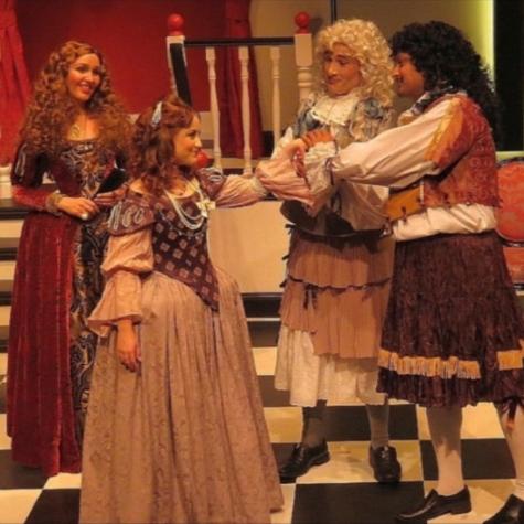 Hunters Hill Theatre, Sidney AU 2014 - Nicole Williams, Amylea Griffin, Peter Gizariotis, Neil Khare