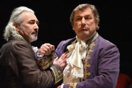 """Tartuffe Moliere """"David Nicholson"""" """"Scarborough Theatre Guild"""" Orgon Cleante """"Thomas O'Neill"""" """"Alex Bortulluzi"""""""