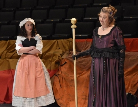 "Tartuffe Moliere ""David Nicholson"" ""Scarborough Theatre Guild"" Dorine Loyal ""Kerrie Lamb"" ""Patricia Byrne"""