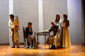 """David Nicholson"" playwright translation adaptation theatre theater plays Toronto Moliere Tartuffe"