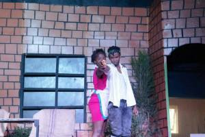 "Tartuffe Moliere ""Kenya National Theatre"" Nairobi Dorine Damis"