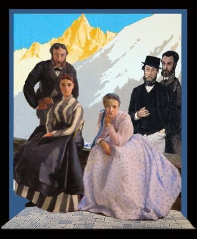 """""""Perrichon's Travels"""" """"Voyage de Monsieur Perrichon"""" Perrichon """"Eugène Labiche"""" gratitude Nicholson translation adaptation"""