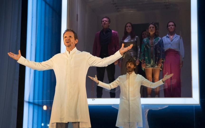 """David Nicholson"" Theater theatre moliere Tartuffe Orgon Tartuffe ""theatre royal haymarket"""
