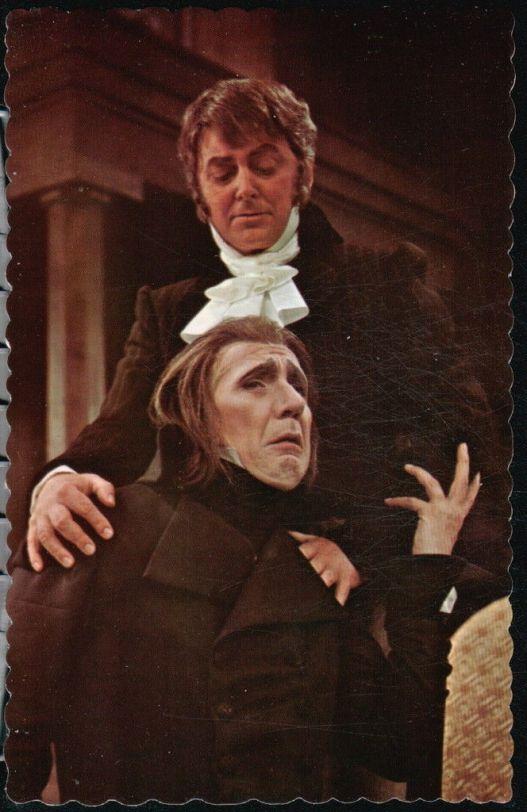 "Moliere Tartuffe ""David Nicholson"" translation Stratford ""William Hutt"" ""Douglas Rain"" Orgon"